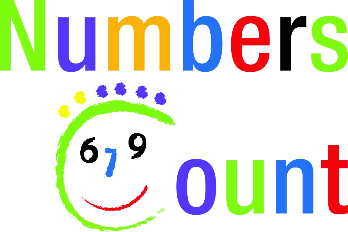 Numbers Count Logo - JPEG
